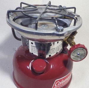 コールマンのテイク6はコンパクトだけど350ml缶が6本入るので使える
