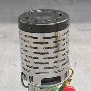 冬キャン装備にストーブ用遠赤ヒーターアタッチメント(汎用型)