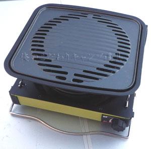 イワタニの焼肉グリルがあればカセットコンロで手軽に焼肉