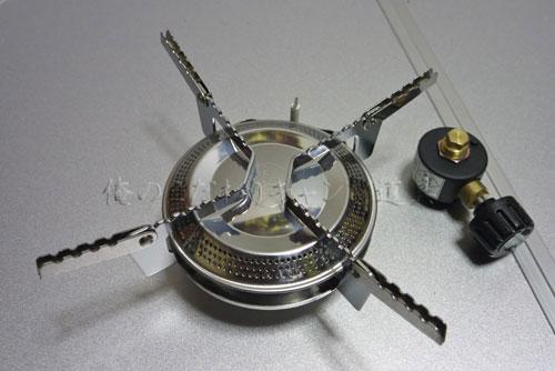 小型ガスバーナー