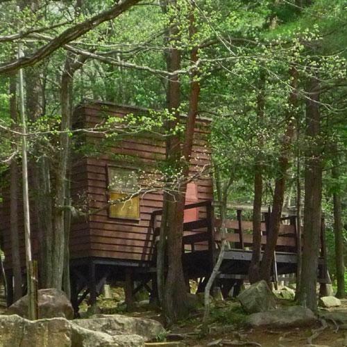 思い出のキャンプ場が閉鎖されてる・・・