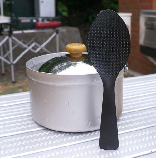 使い方が簡単なライスクッカーDXミニでご飯を炊いてみた