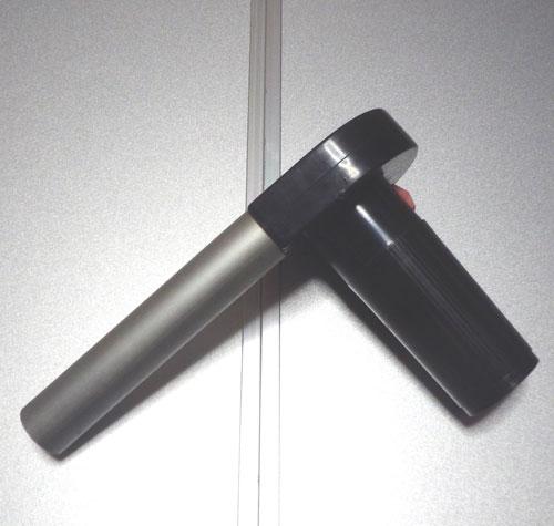 バーベキューの火力調節に便利なのが送風機