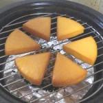 作り方が簡単なスモークチーズをキッチンで作ってみる